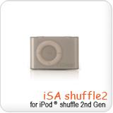 zCover shuffle2 for iPod Shuffle 2nd