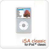zCover iSA classic for iPod classic