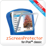iPod classic Screen protector