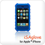 zCover iSAglove for iPhone