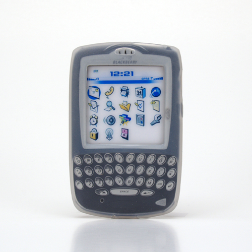 zCover gloveOne for BlackBerry 7700 series - Office ICE CLEAR